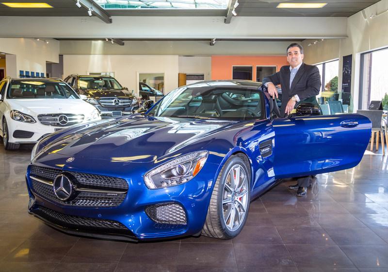 Celebrity Motor Car Company Owner and Principal Dealer Tom Maoli adds Goldens Bridge Mercedes to his dealership group.