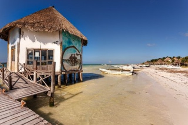Isla Holbox (Groupe CNW/Sunwing Vacations Inc.)