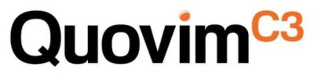 Logo : Quovim C3 (Groupe CNW/Quovim C3)