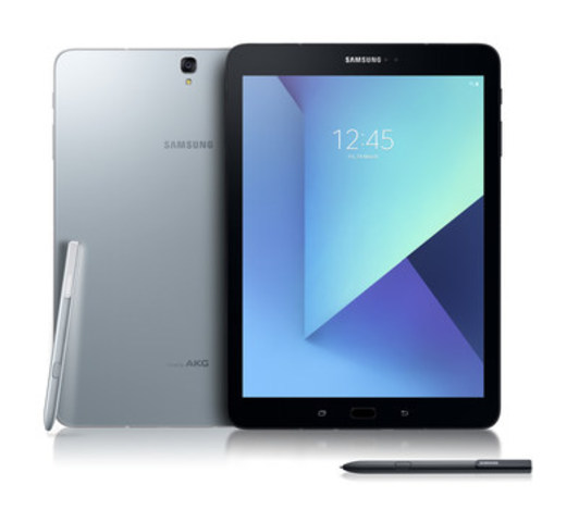 Samsung Galaxy Tab S3 with S Pen (CNW Group/Samsung Electronics Canada)