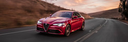 Car shoppers interested in performance can now test drive the 2017 Alfa Romeo Giulia at Palmen Fiat of Kenosha.
