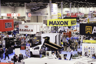 The ongoing evolution of the commercial truck industry was on full display at The Work Truck Show(R) 2017 in Indianapolis, Indiana, last week. More than 500 exhibiting companies highlighted a wide range of new products and technology designed to make work trucks more efficient and productive on the job, including advances in electrification; diesel, gasoline and advanced fuel powertrains; light-weighting ... even augmented reality and solar power. Learn more at worktruckshow.com.