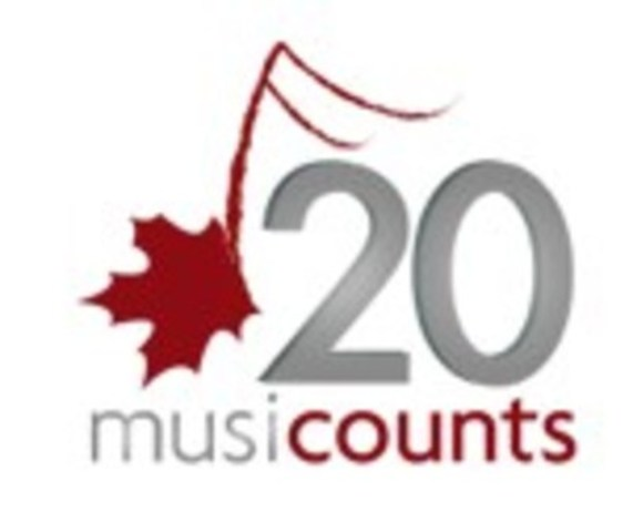 MusiCounts (CNW Group/Canadian Scholarship Trust Foundation)