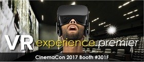 This is a image used to promote our VR Theater Experience Release