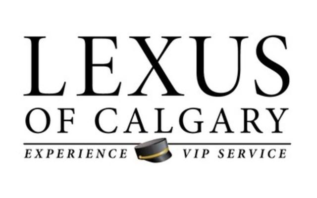 Lexus of Calgary (CNW Group/Cystic Fibrosis Canada- Calgary & Southern Alberta Chapter)