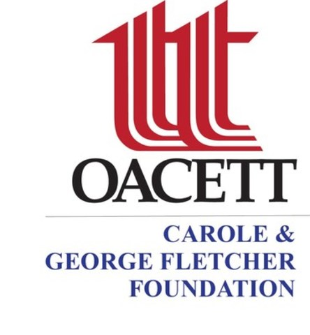 OACETT/Carole & George Fletcher Foundation (CNW Group/OACETT - Ontario Association of Certified Engineering Technicians & Technologists)