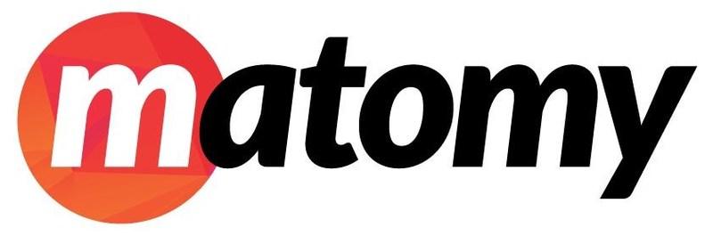 Matomy logo (PRNewsFoto/Matomy)