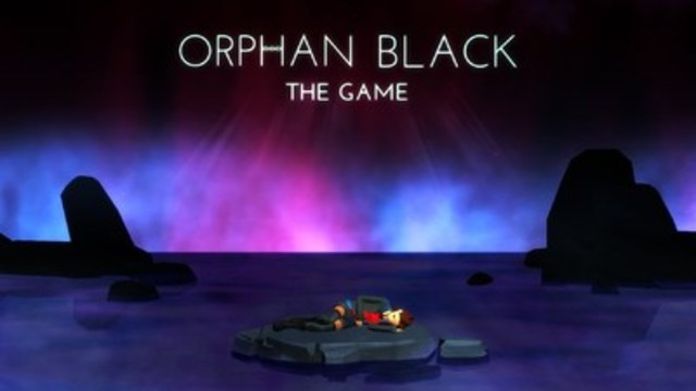 Splash screen for Orphan Black: The Game on sale today in the App Store. Produced by Boat Rocker Media (CNW Group/Boat Rocker Media)