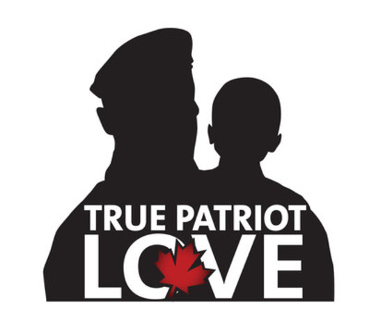 True Patriot Love Foundation (CNW Group/True Patriot Love Foundation)