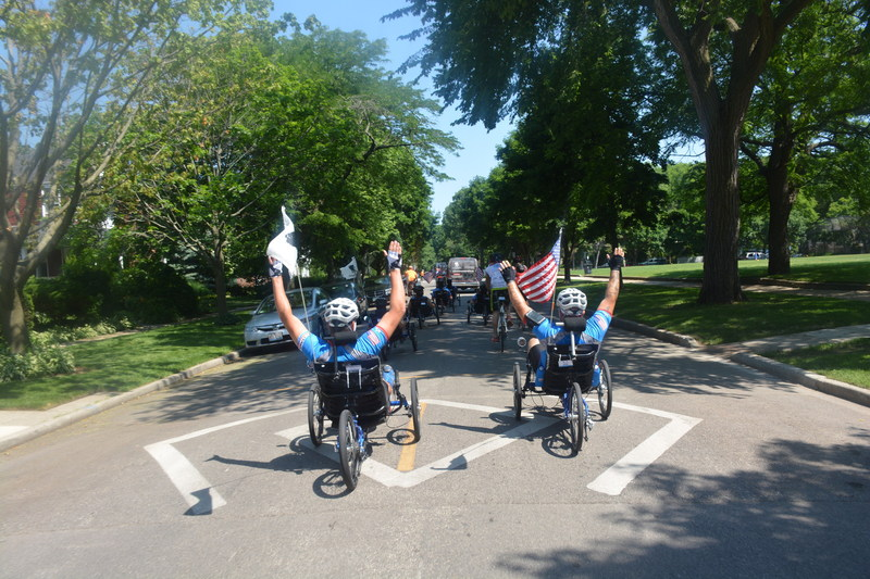 Wounded Warrior Project staff provide a few quick tips on how Soldier Ride can help wounded veterans.