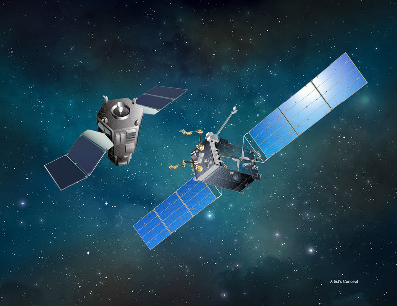 SSL Partners with DARPA on In-Orbit Satellite Servicing. (CNW Group/MacDonald, Dettwiler and Associates Ltd.)