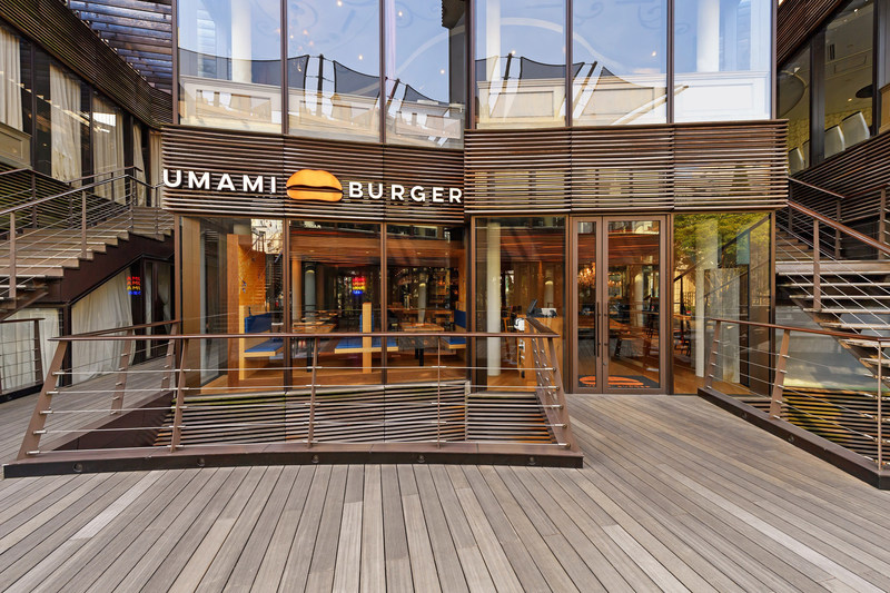 sbe-owned Umami Burger makes its first move overseas to Japan with the opening of Umami Tokyo.