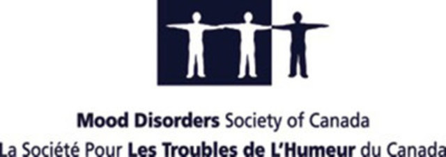 Mood Disorders Society of Canada (CNW Group/Mood Disorders Society of Canada)