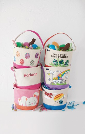 Hippity, Hoppity, Lands' End Easter Totes are Here!