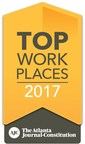 Randstad US named Top Workplace by the Atlanta-Journal Constitution