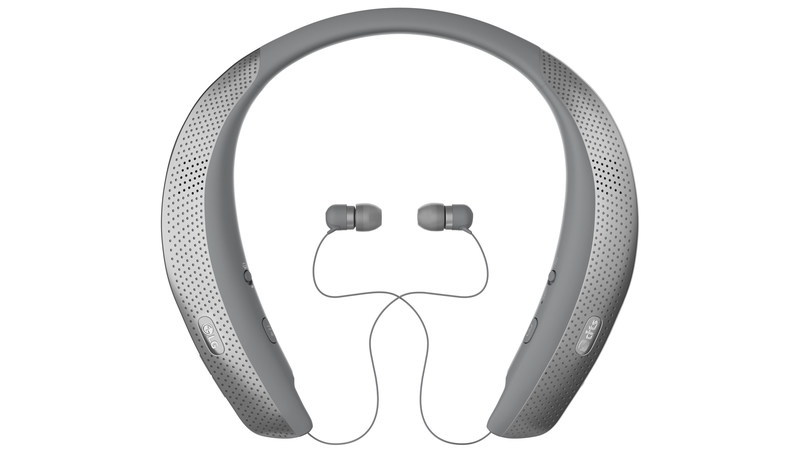 For times where personal surround sound isn't needed, the LG TONE Studio features the legacy TONE tangle free, retractable earbuds featured in LG's line up of Bluetooth(R) headsets like the LG TONE UTLRA, LG TONE Active, LG TONE INFINIM and LG TONE PLATINUM.