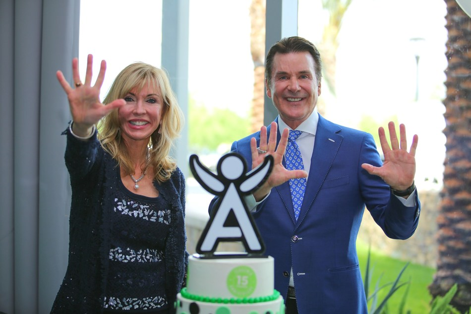 Owners Jim & Kathy Coover celebrate 15-years of success