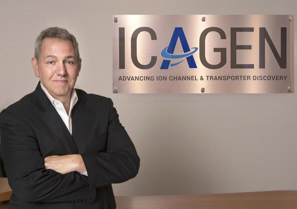 Douglas Krafte, Ph.D., Chief Scientific Officer, Icagen, Inc.
