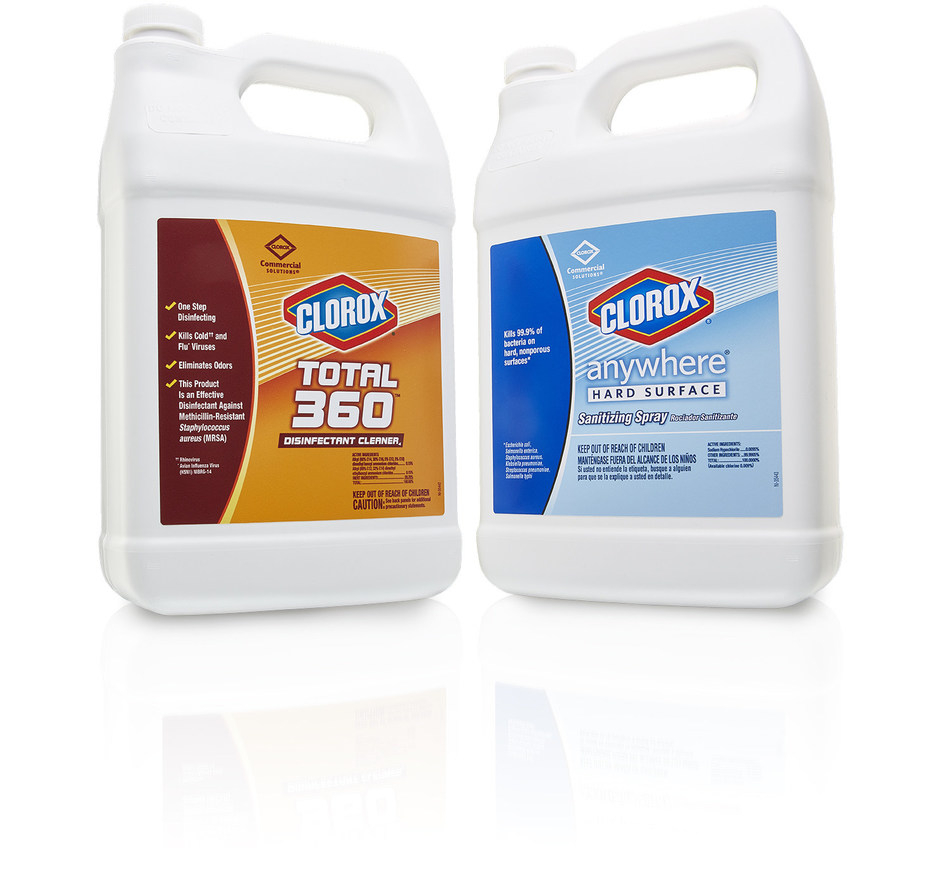 (PRNewsFoto/Clorox Professional Products Co)