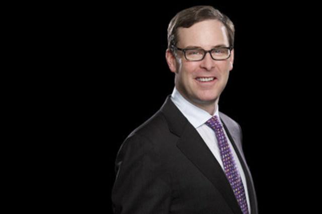 Richter Family Office Vice President, Greg Moore (CNW Group/Richter)