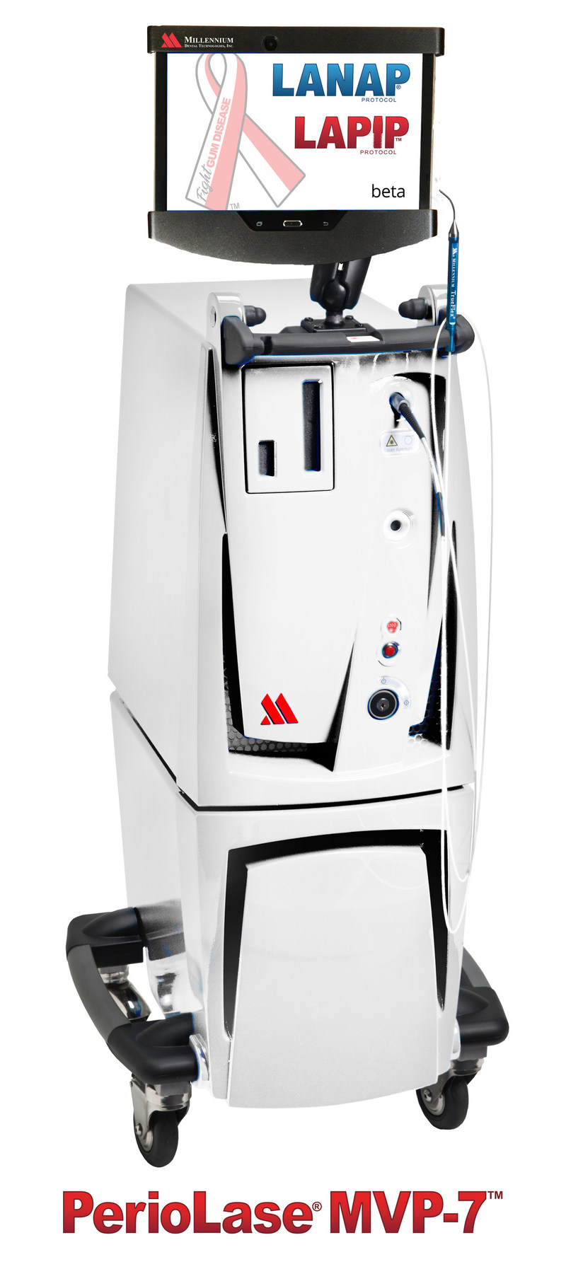 Award Winning PerioLase MVP-7 digital dental laser for the LANAP and LAPIP protocols.