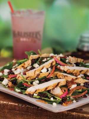 McAlister's Deli introduces new spring-inspired menu items, including a Black Cherry Spinach Salad and more