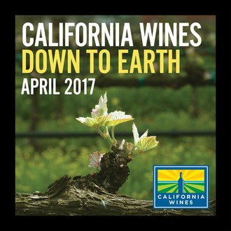 """Raise a Glass to """"Green"""" California Wines During Down to Earth Month in April"""