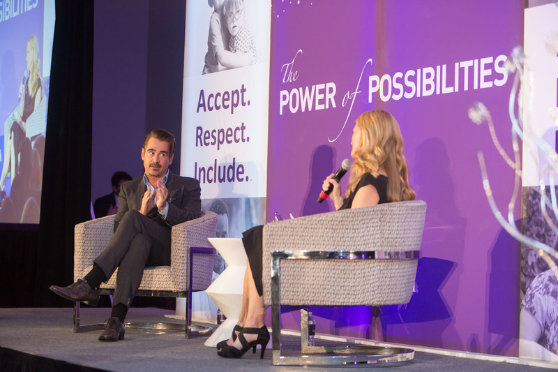 Actor Colin Farrell joins Gatepath's Power of Possibilities event to share his insights on parenting a child with special needs in an heartfelt conversation moderated by Bay Area journalist Diane Dwyer.