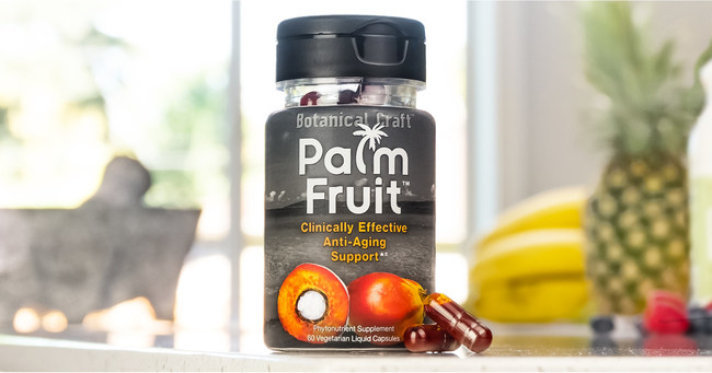 Palm Fruit(TM) is made from the oil based palm fruit (Elaeis guineensis) and is the richest source of tocotrienols and carotenoids in the world.