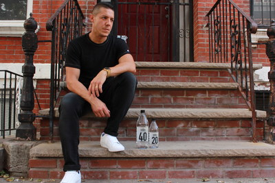 "Actor Theo Rossi of ""Marvel's Luke Cage"" and ""Sons of Anarchy"" has a new role as brand ambassador at Empire Outlets, an exciting new retail outlet center in Rossi's hometown of Staten Island. (Photo Courtesy of Rodney Fray)"
