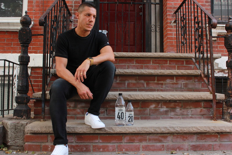 """Actor Theo Rossi of """"Marvel's Luke Cage"""" and """"Sons of Anarchy"""" has a new role as brand ambassador at Empire Outlets, an exciting new retail outlet center in Rossi's hometown of Staten Island. (Photo Courtesy of Rodney Fray)"""