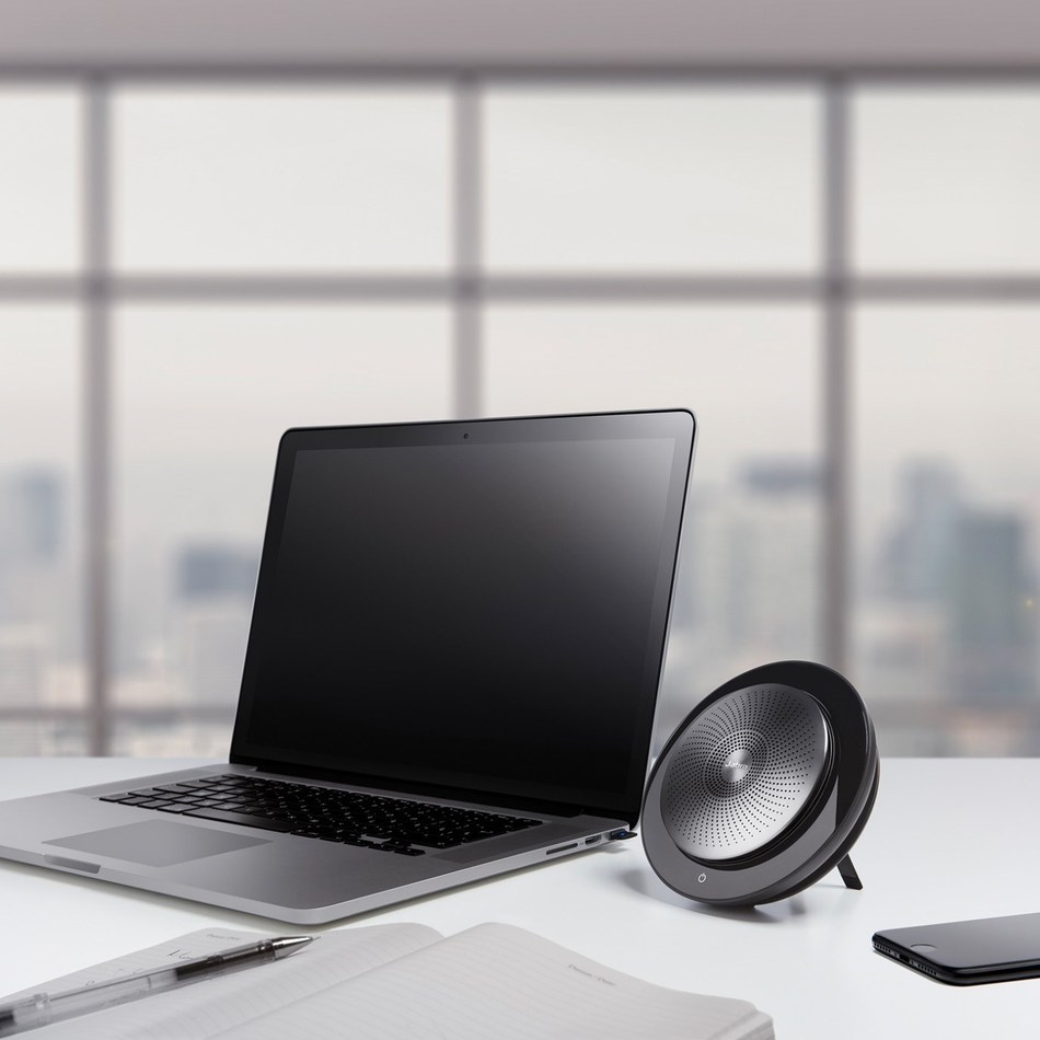 Jabra Speak 710 provides immersive call and sound experience for business leaders and executives with high mobility