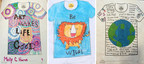 Life is Good® Launches Second Annual T-Shirt Art Contest for Kids to Inspire Optimism