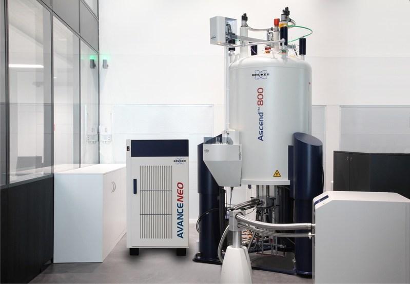 Bruker AVANCE(TM) NEO NMR spectrometer