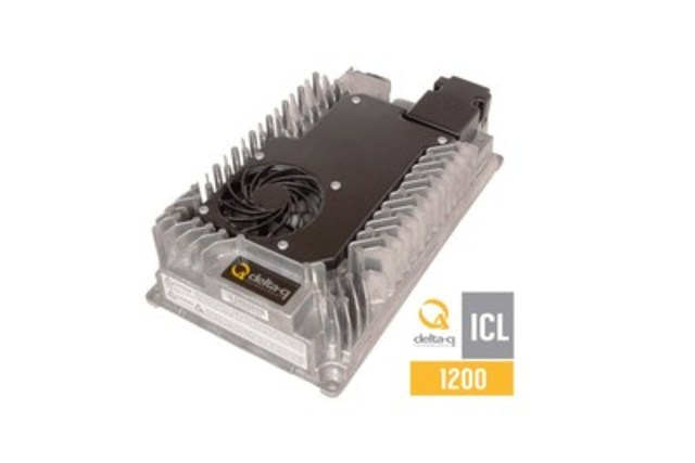 Introducing Delta-Q Technologies' first lithium-specific battery charger. CEC and touch-safe compliant, the ICL1200 can optimally charge any lithium system with any lithium-ion chemistry (e.g. LCO, NCA, NMC, LMO, LFP, LTO). Visit www.delta-q.com for more info. (CNW Group/Delta-Q Technologies Corp.)