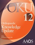 New Orthopaedic Knowledge Update (OKU 12) available in print and online editions