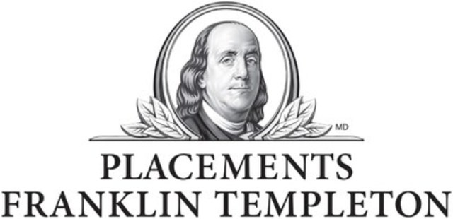 Placements Franklin Templeton (Groupe CNW/Placements Franklin Templeton)