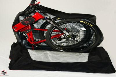 The bike in a bag