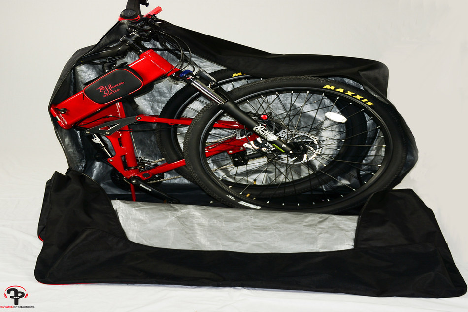 The bike in a bag