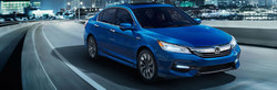 Dayton area car shoppers are encouraged to utilize Matt Castrucci Honda's website to research a variety of new Honda vehicles, including the 2017 Honda Accord Hybrid.