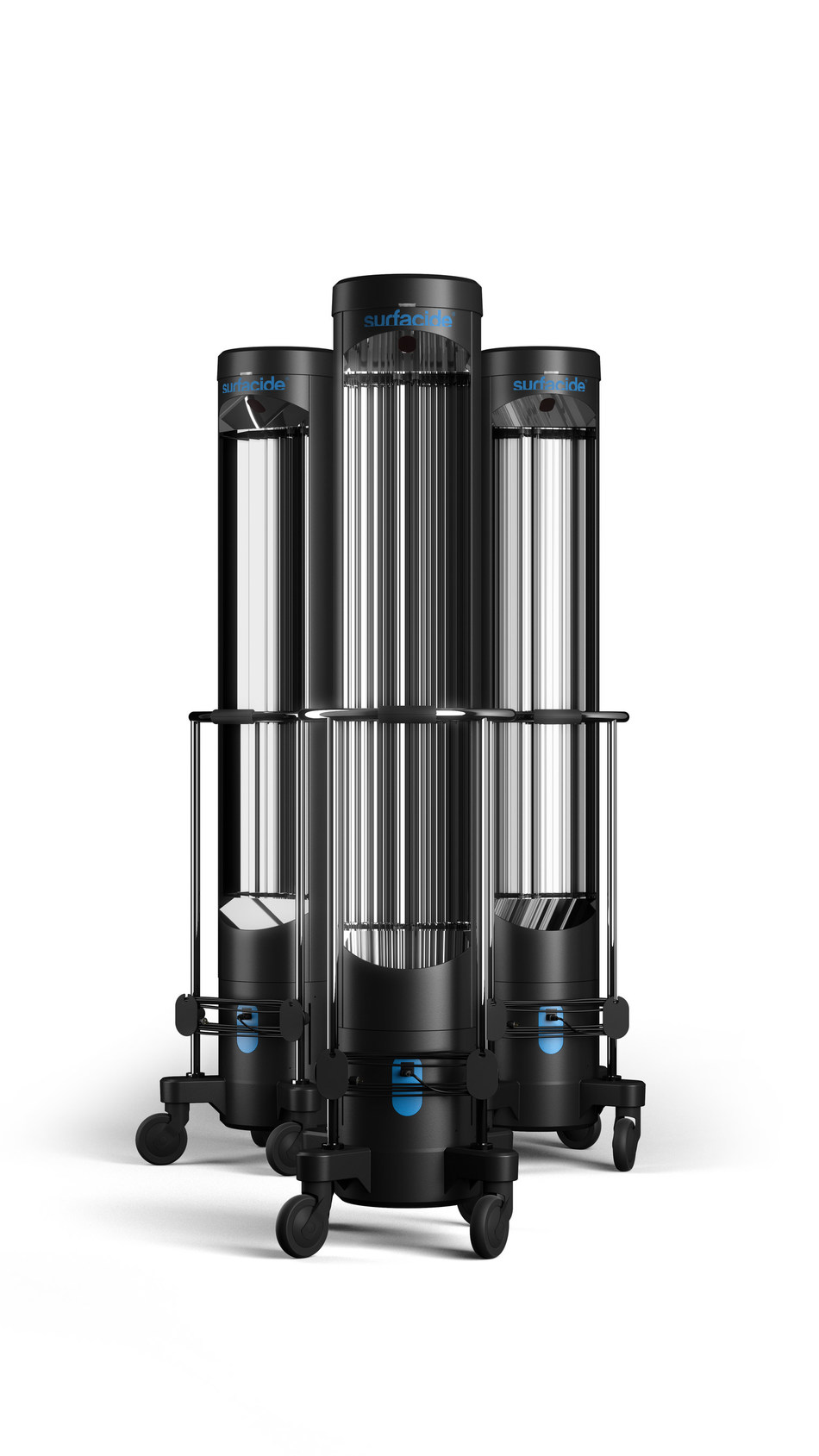 Surfacide Helios(R) UV-C Disinfection System