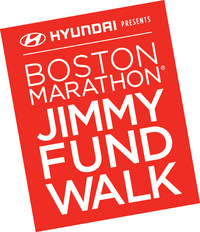 (PRNewsFoto/Boston Marathon Jimmy Fund Walk)