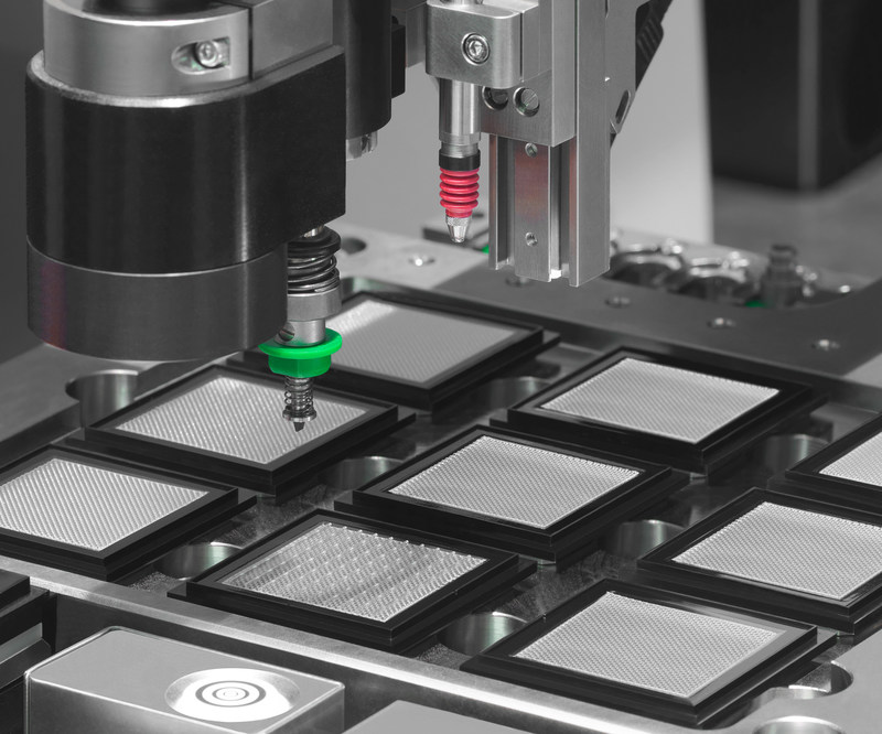 FISBA produces customized optical and machine vision systems.