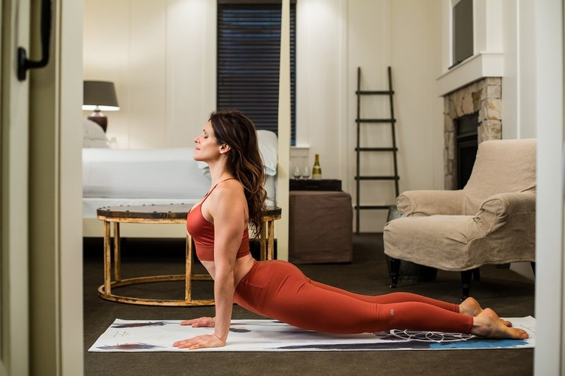 Wellness in Wine Country, Nathan Rosen Photography