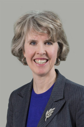 Kathleen Morris, vice president of Research and Analysis at CIHI (CNW Group/Canadian Institute for Health Information)