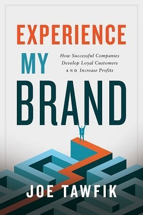 Experience My Brand Cover