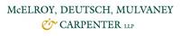 McElroy, Deutsch, Mulvaney & Carpenter, LLP Logo