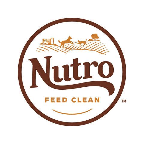 NUTRO. FEED CLEAN(TM) Logo