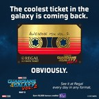 Regal announces Marvel Studios Guardians of the Galaxy Vol. 2 Ultimate Ticket Is Out of This World