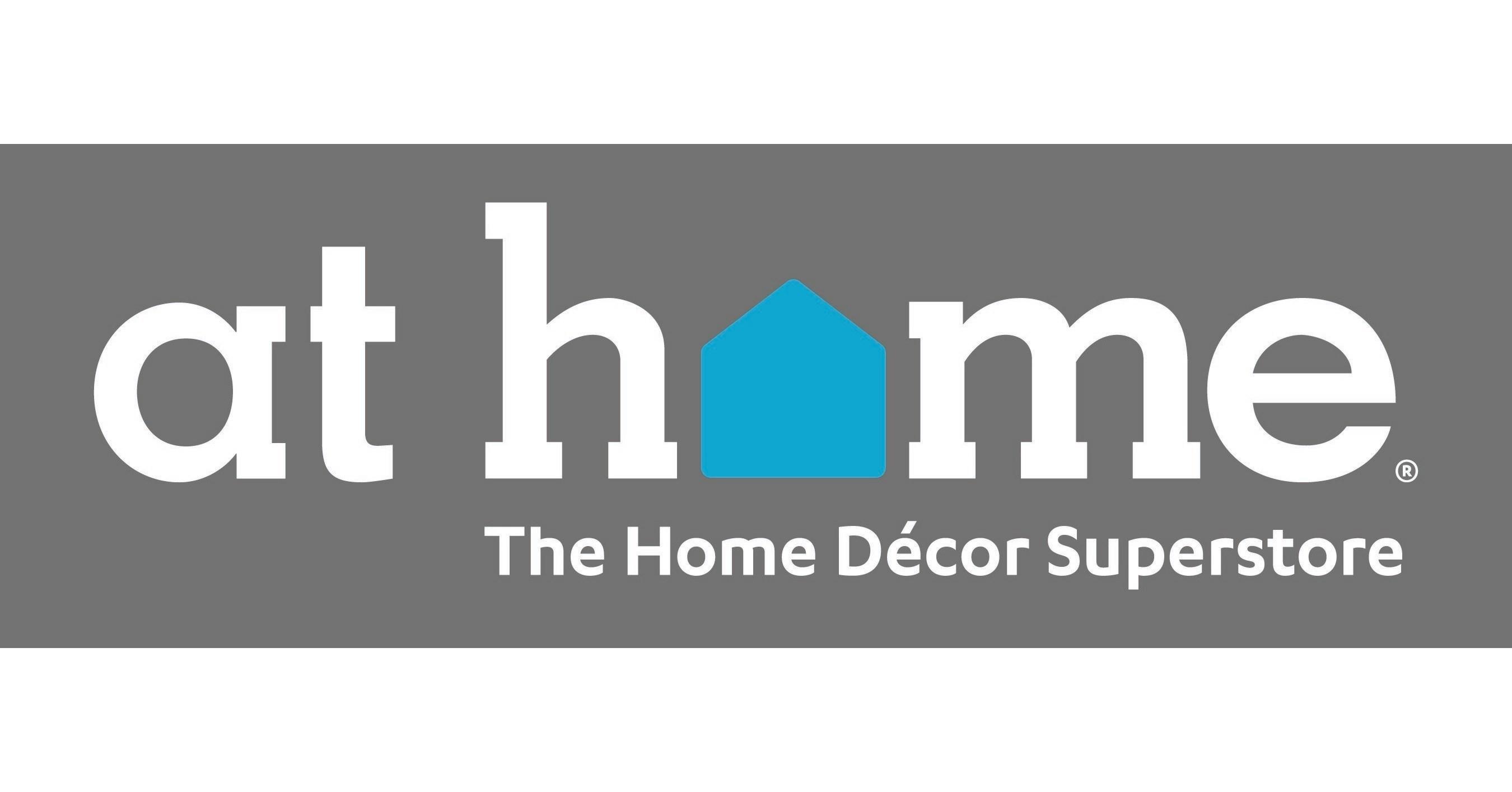 At Home Group Inc. Announces CFO Transition